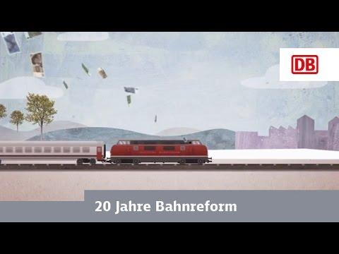 20 Jahre Bahnreform - Teil 1: Die Zeit vor der Reform