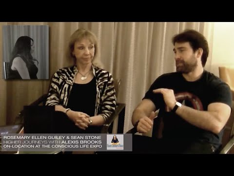 "The ""Non-Human Influence"" with Sean Stone and Rosemary Ellen Guiley (Feb 2016)"