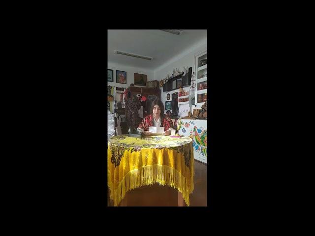 Изображение предпросмотра прочтения – ГунайКеримова читает произведение «Письмо к женщине» С.А.Есенина