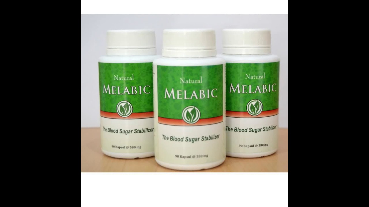 Melabic Obat Herbal Diabetes Di Surabaya 085259720068 Youtube 90 Kapsul The Blood Sugar Stabilizer