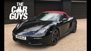 Why does EVERYONE HATE the 718 Boxster S?