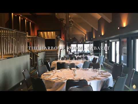 Meetings & Events | The Harbour Room Cabaret