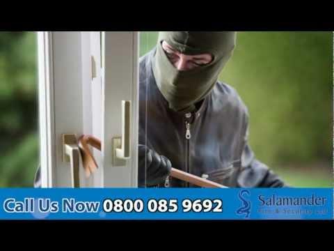 Salamander Fire & Security - Intruder Alarms, CCTV, Burglar Alarms & Fire Alarms
