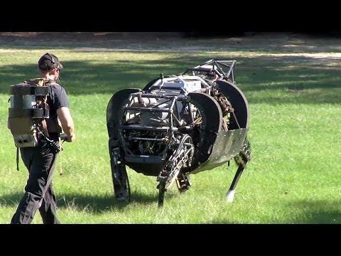 Autonomous Robots: The Army's Next Soldier?