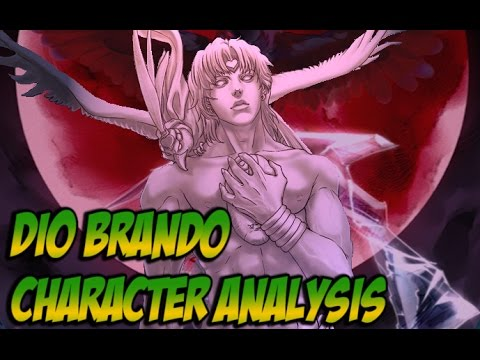 JoJo's Bizarre Analysis: The Psychology of Dio Brando