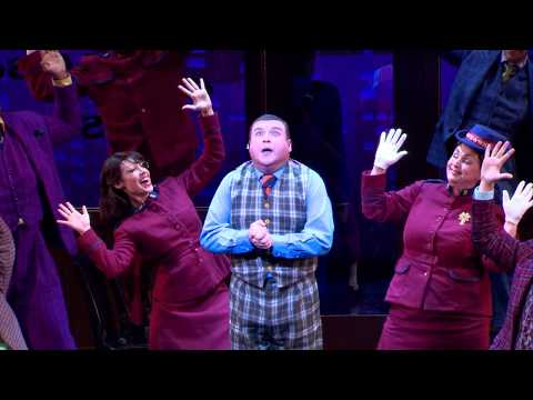"""""""Sit Down, You're Rockin' the Boat"""" - Guys and Dolls at The Old Globe"""