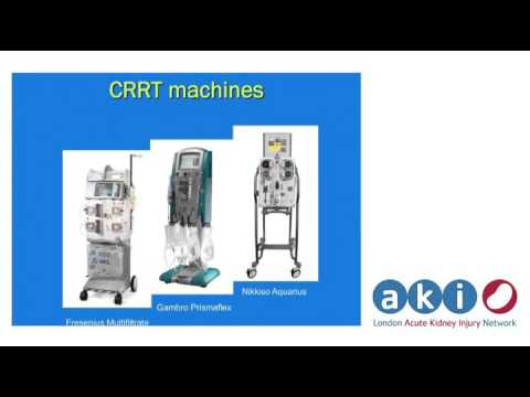 Understanding the CRRT Machine - YouTube