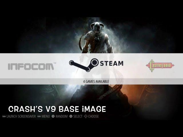 Crash's v9 Pi 3B/B+/ A+ Base Image - Let your perfect build