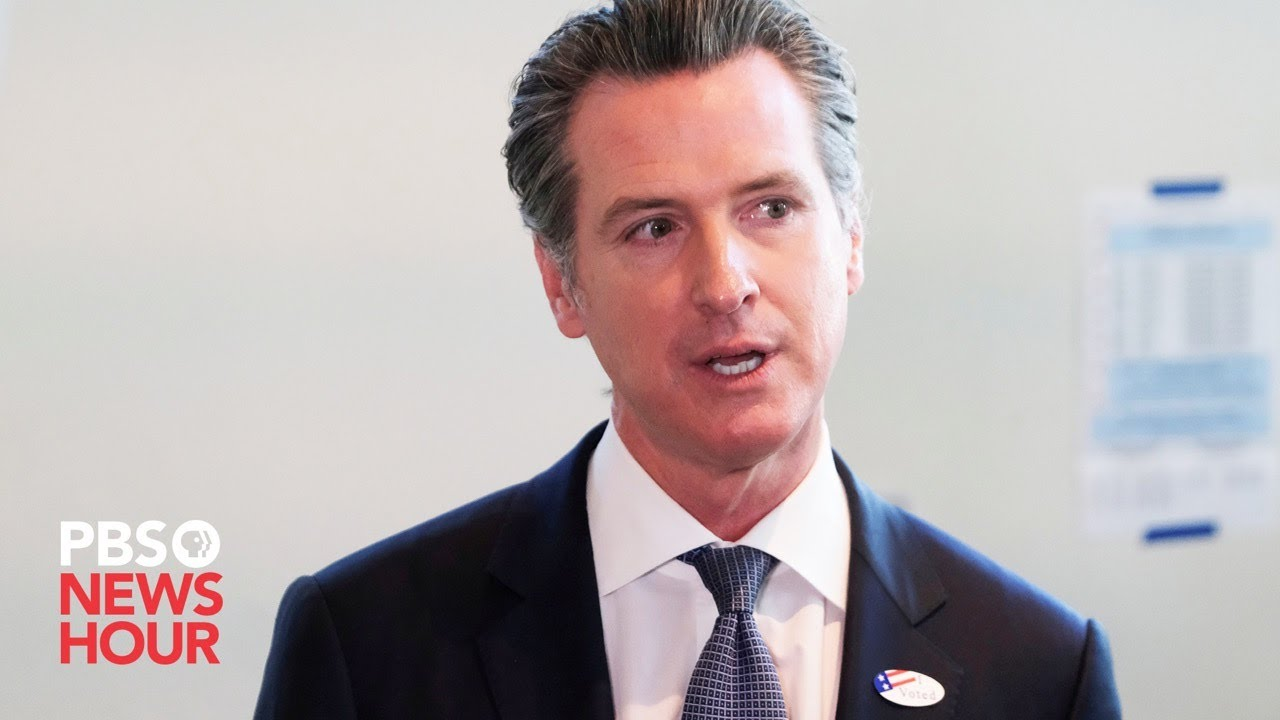 WATCH LIVE: Governor Newsom speaks after California's full ...