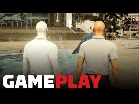 Hitman 2 Ghost Multiplayer Mode: FULL MATCH GAMEPLAY