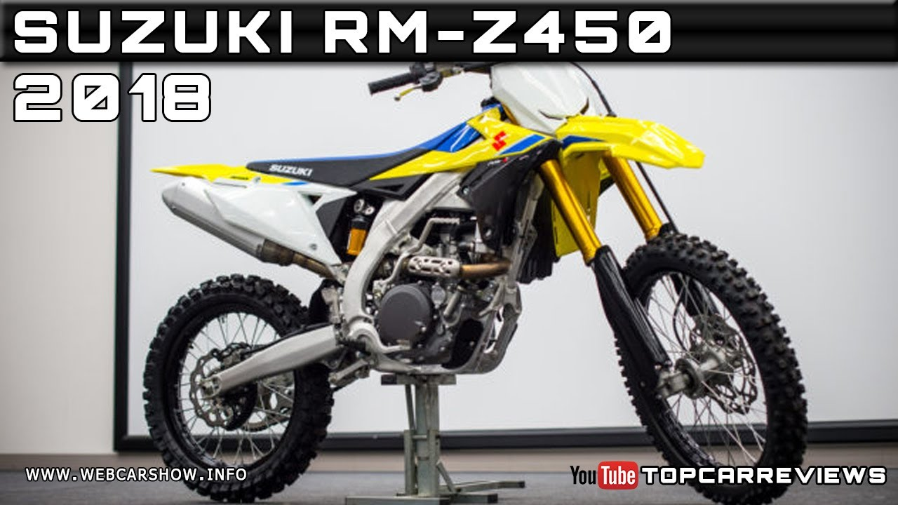 2018 suzuki 450 review. unique 2018 2018 suzuki rmz450 review rendered price specs release date on suzuki 450 review