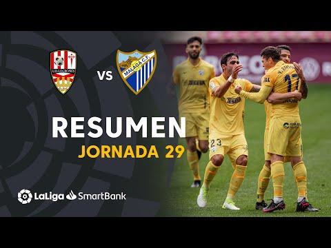 Logrones Malaga Goals And Highlights