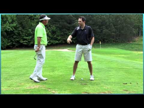 How to react after a BAD golf shot!! Smash, Throw, Punt, & Break golf clubs!