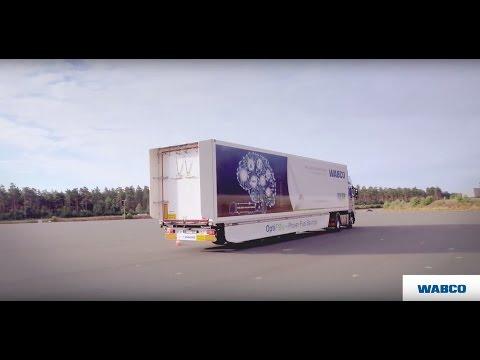 WABCO OptiFlow Trailer Aerodynamics - AutoTail and TrailerSkirt fuel saving solutions