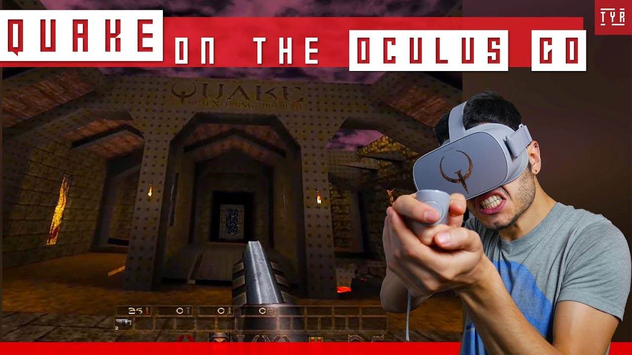 HOW TO Install QUAKE on the OCULUS GO