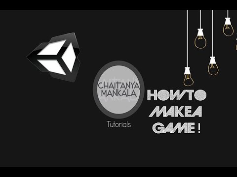 5/6 - How to make a 2D game | Trex Runner | Unity Tutorial | Score and GUI