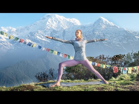 Wake Up Yoga For All | Yoga For Harmony, Strength & Inner Power