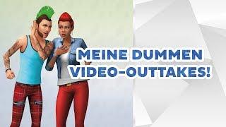 Meine dummen Video-Outtakes! | sims-blog.de