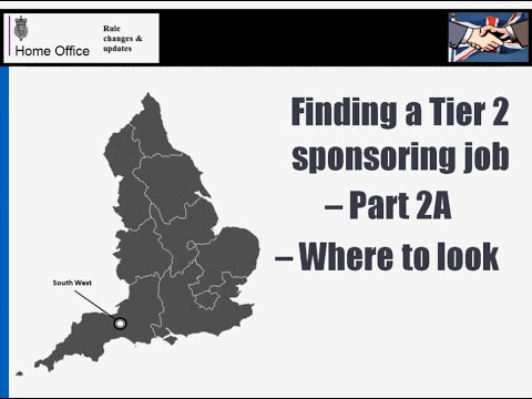Where to look for the Tier 2 jobs - highly relevant to Engineering professionals - Part2A