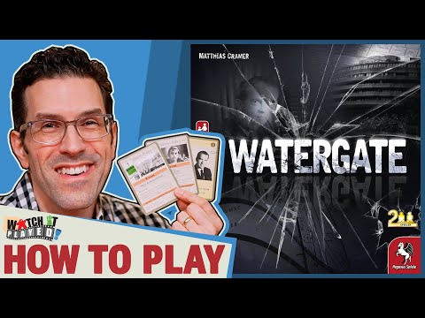 Watergate - How To Play