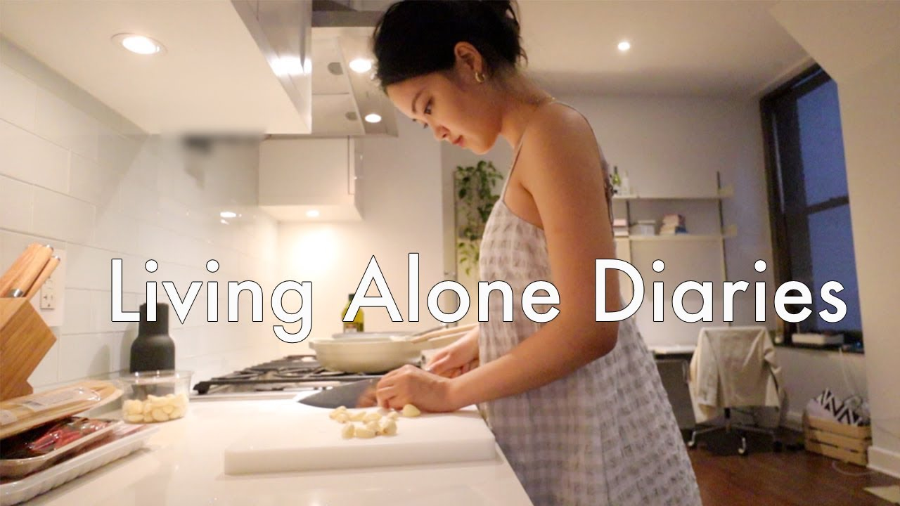 Living Alone Diaries | What I Eat in a Day in the new apartment!