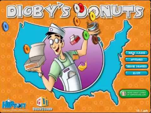 Digby's Donuts PC Game
