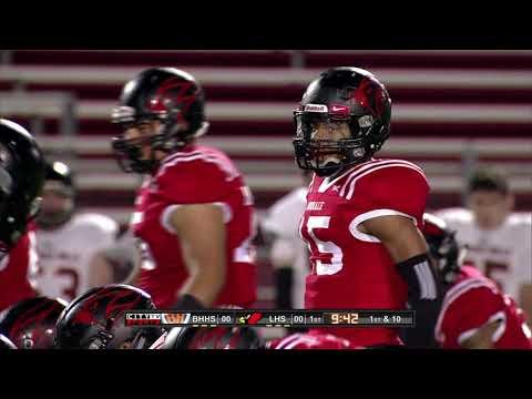 Game of the Week: Beverly Hills vs. Lawndale Football 10/27/17