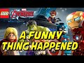 LEGO Marvel's Avengers - A Funny Thing Happened Achievement