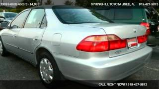 1999 honda accord for sale in mobile al 36606