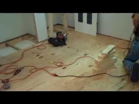 Mobile Home Flooring Repair 910 845 2207 Southport Nc Youtube