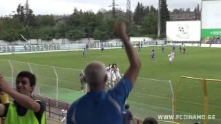 FC Zestafoni 2:3 FC DInamo Tbilisi [HIGHLIGHTS]