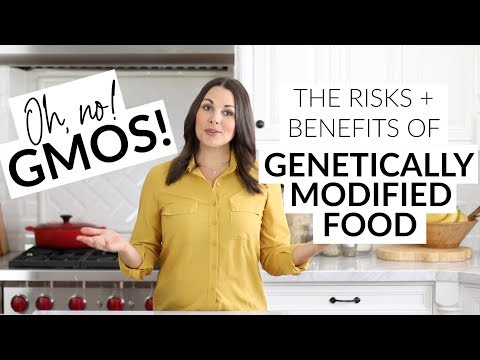 OMG, GMOs! The Risks + Benefits of Genetically Modified Food