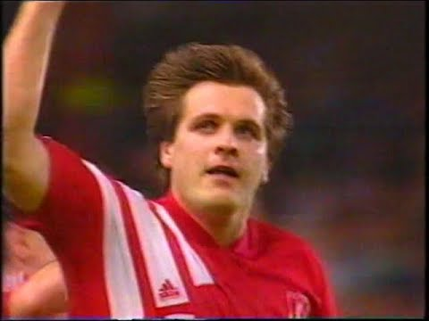 Jan Molby Liverpool FC goals collection