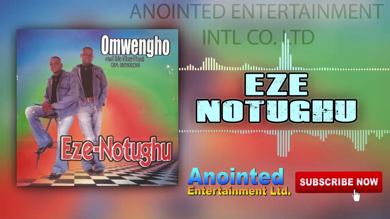 Download OMENGHO - EZE NOTUGHU [BENIN MUSIC OFFICIAL AUDIO]