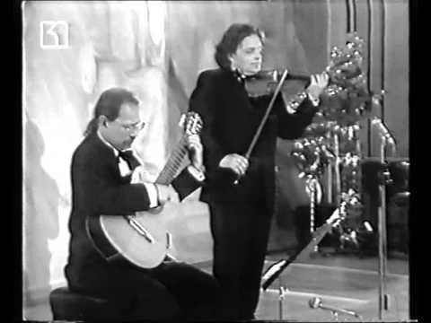 Lullaby played by Jochen Brusch & Finn Svit