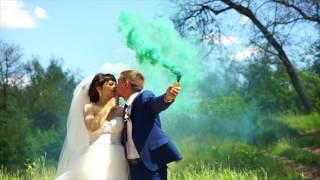 дымовые шашки на свадьбе