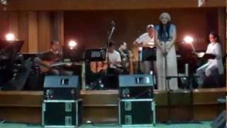 Zia Quizon - Ako na lang (Rehearsal)