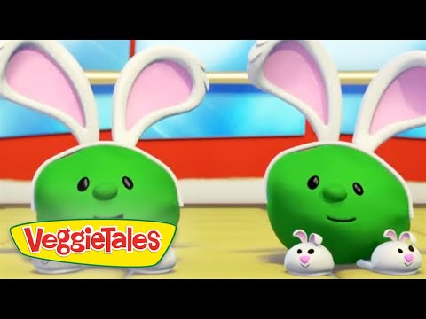 VeggieTales | Hopperana | Veggie Tales Silly Songs With Larry | Silly Songs