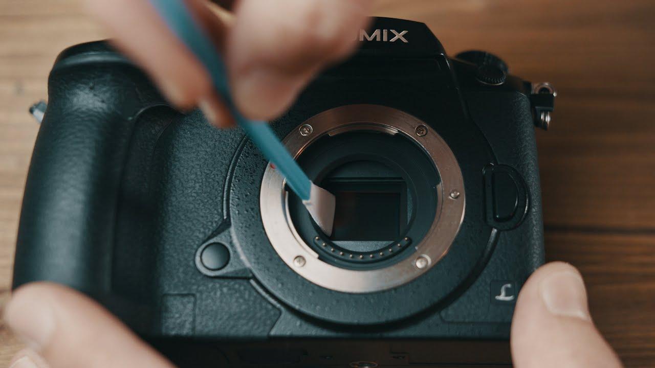 Чистка матрицы фотоаппарата | Уход за фото и кинотехникой ...