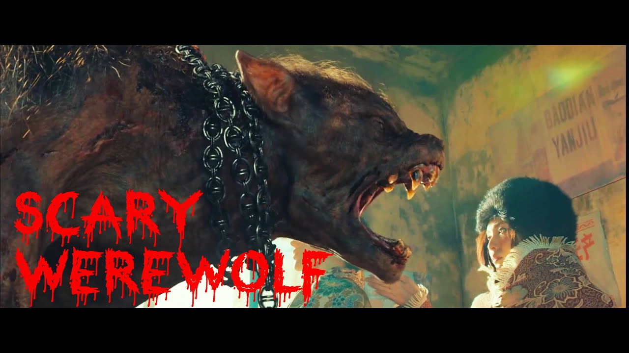 Download werewolf attack - epic fight scene - Chronicles of the Ghostly Tribe HD