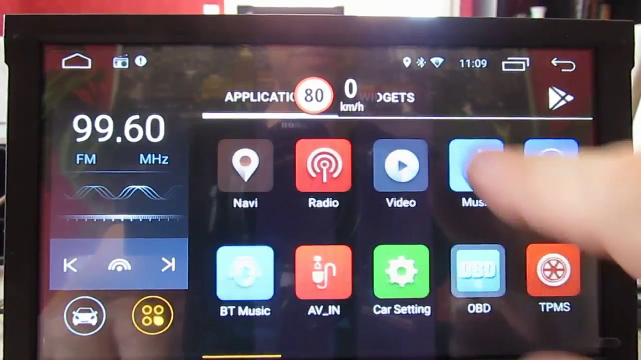 test autoradio android avec cam ra de recul amazon youtube. Black Bedroom Furniture Sets. Home Design Ideas