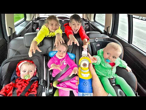 Five Kids We Are Sharing Song Nursery Rhymes & Children's Song