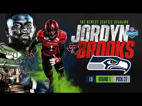 SEATTLE SEAHAWKS ROOKIE CLASS 2020