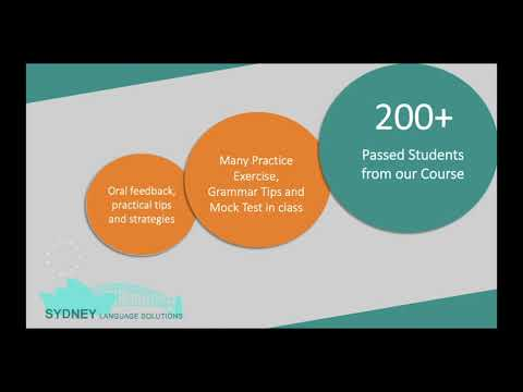 OET Online Course At Sydney Language Solutions