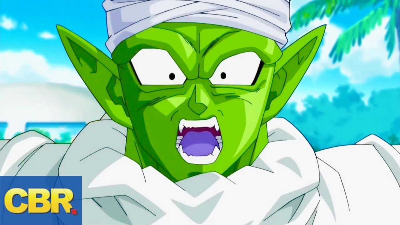 the evolution of piccolo from dragon ball