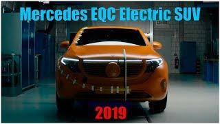Краш Тест Mercedes Benz Eqc Electric Suv 2019