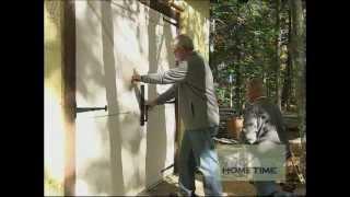 Installing Timber Shed Mortise Box Door Hardware
