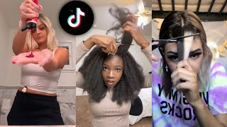 Hair transformations that made Brad Mondo proud😌/ashamed 😔(fails & wins)~𝖕𝖆𝖗𝖙 2