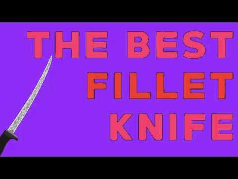 Top 10 Best Fillet Knives Reviews 2016