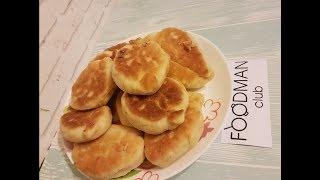 Пирожки на заварном тесте: рецепт от Foodman.club